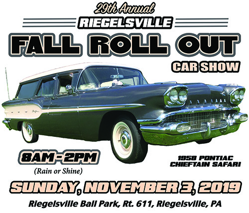 Fall Rollout Car Show